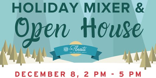 Holiday Mixer and Open House at the Village at La Floresta