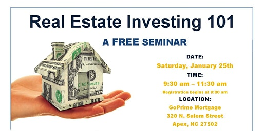 Real Estate Investing 101 - Home Buying