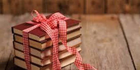 Book Crush Houston Holiday Book Swap tickets