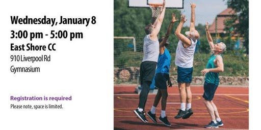 Walking Basketball Clinic (Trial)