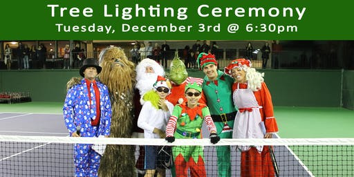 Tree Lighting Ceremony at NBTC