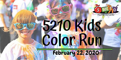 5210 Kids Color Run 2020