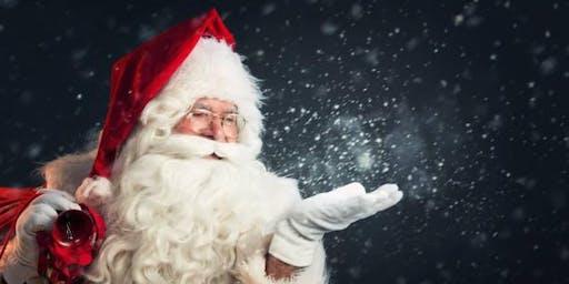 Santa's Essential Oil Secrets!