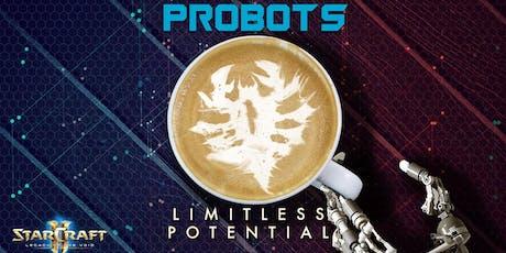 Probots 2019 - Season 3 Finals tickets