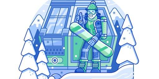 12.7 hooli带你去滑雪