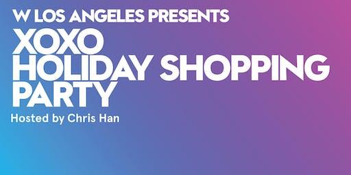 XOXO Holiday Shopping Party