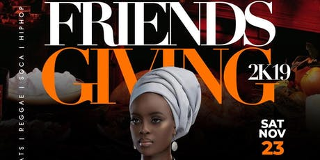 Afro-Fuse NC FRIENDSGIVING - Raleigh, NC tickets