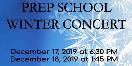 Prep School Winter Concert tickets