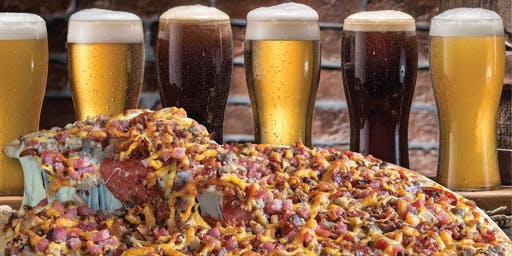 Pizza & Beer Pairing | Fishers