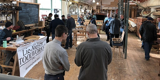 Lie-Nielsen Toolworks Hand Tool Event