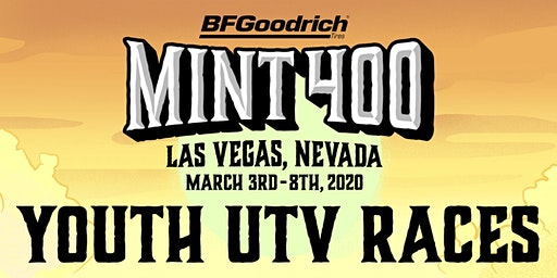 2020 Mint 400 Youth UTV Races