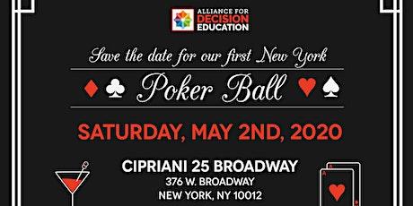 Poker Ball 2020 tickets