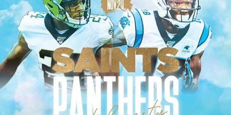 SAINTS V PANTHERS AFTERPARTY tickets