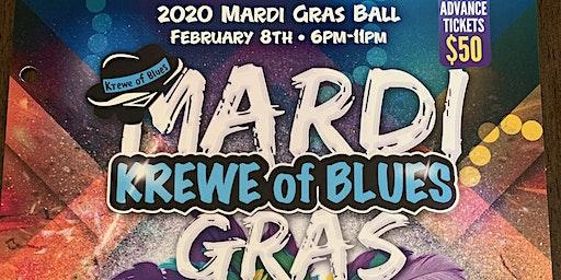 Krewe of Blues Mardi Gras Ball