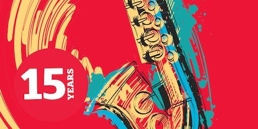 "DC  Jazz Festival ""Jazz Mix and Mingle"" Holiday Party"