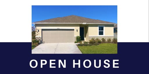Open House this Saturday, Nov 23