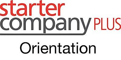 Orientation: Starter Company Plus