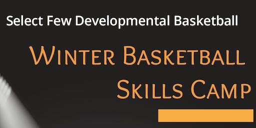Winter Basketball Skills Camp