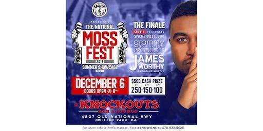 Moss Fest Finale Showcase 2019 ( James Worthy Edition)