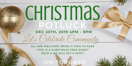 Christmas Potluck: A Celebration of the Community Heart tickets