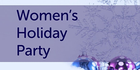 Women's Holiday Party tickets