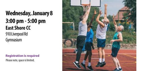 Walking Basketball Clinic tickets
