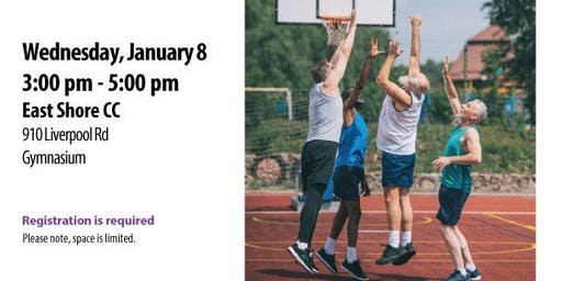 Walking Basketball Clinic