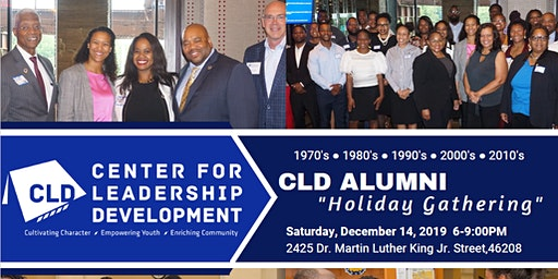 CLD Alumni Association's 2019 Annual Alumni Holiday Gathering