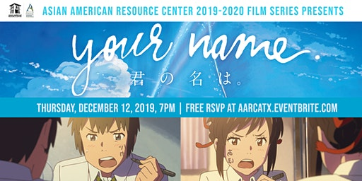 Your Name: Free Screening