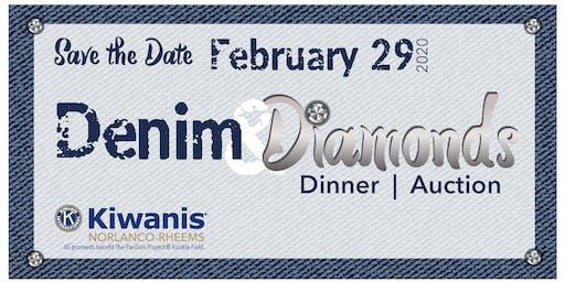 Kiwanis Denim and Diamonds Dinner Auction