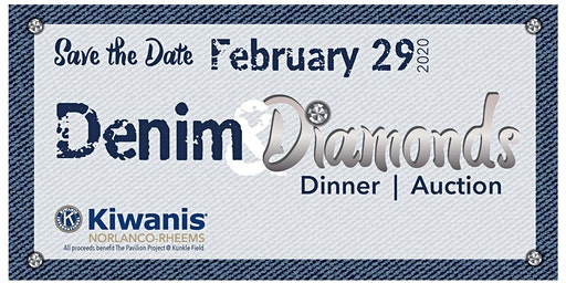 Kiwanis Denim and Diamonds Dinner Auction