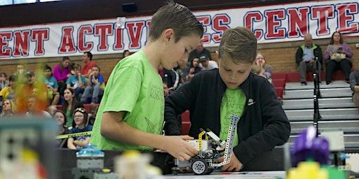4-H LEGO Robotics Club [9-week meetings]