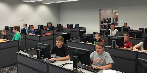 4-H Computer Science Clubs [9-week meetings]