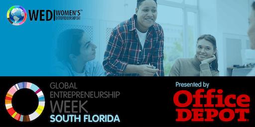 Global Entrepreneurship Week South Florida Female Entrepreneurs Track