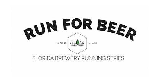 Beer Run - Hop Life Brewing Co | 2019-2020 Florida Brewery Running Series