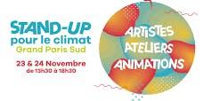 ICAM - Lieusaint - Week-end stand up du climat