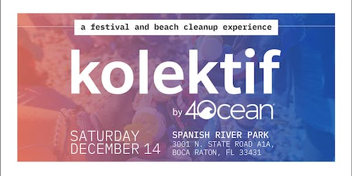 Kolektif by 4ocean | Beach Cleanup