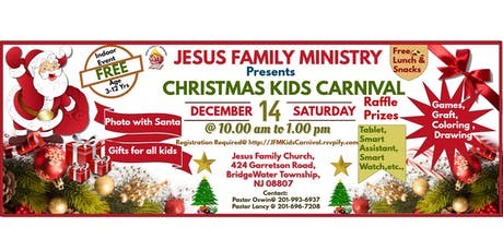 Christmas Kids Carnival 2019 tickets