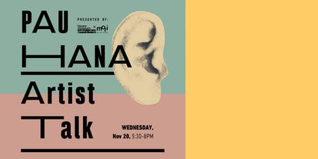 Pau Hana Artist Talk: Rumi Murakami and Colleen Kimura tickets
