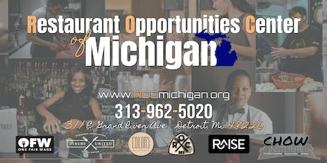 ROC Michigan Employer and Ally Holiday Gathering tickets