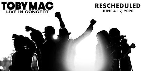 04/06 - Calgary - TobyMac tickets