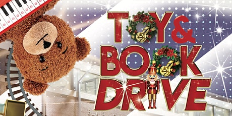 Toy & Book Drive tickets