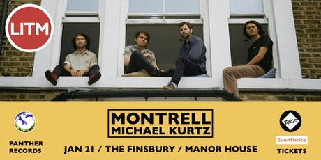 Lost in the Manor: Montrell + Michael Kurtz tickets