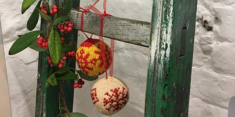 Machine Knit Your Own Christmas Tree Decoration tickets