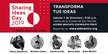 SID2019 - Nuevo León - ¡Transforma tus ideas! boletos