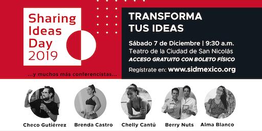 SID2019 - Nuevo León - ¡Transforma tus ideas!