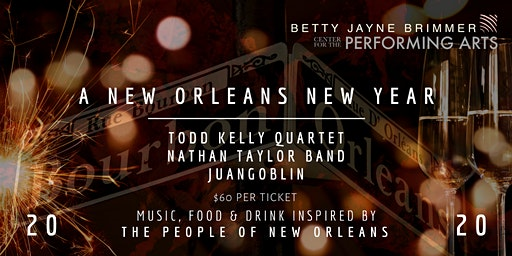 New Orleans New Year - 2020