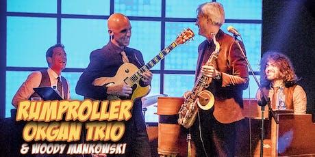 Rumproller Organ Trio at Jazzville Palm Springs tickets