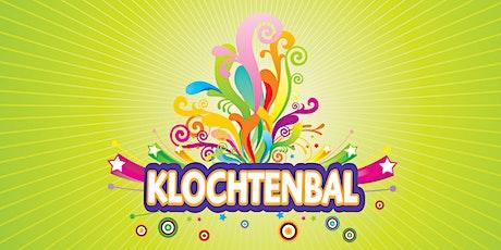 Klochtenbal tickets
