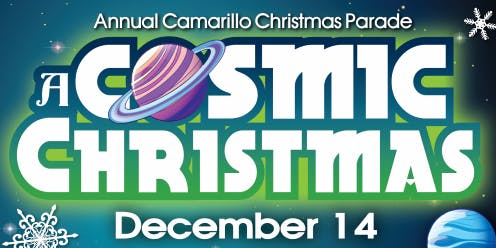 Camarillo Chrismas Parade & Santa's Village